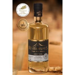 Single Malt Whisky G.Rozelieures Tourbé Collection 70cl