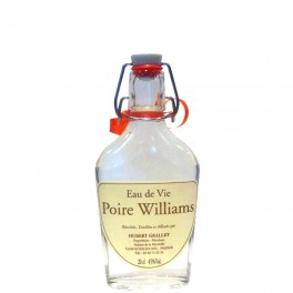 Flasque Eau de vie poire Williams 20cl 45%